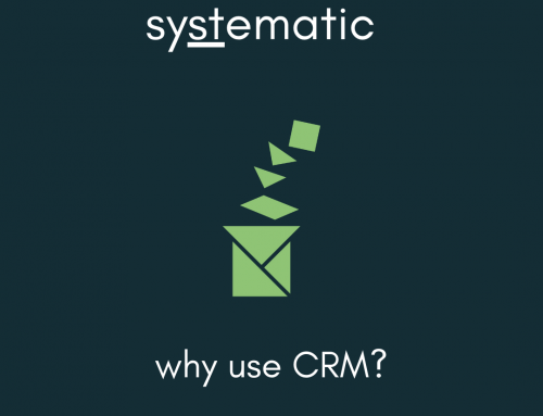Why use a CRM system?